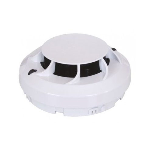 Low-Profile-Optical-Smoke-Detector