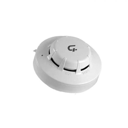 Context Plus Optical Smoke Detector DIL SWITCH STYLE