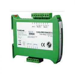 Hochiki-Addressable-Dual-Relay-Controller-DIN-Enclosure