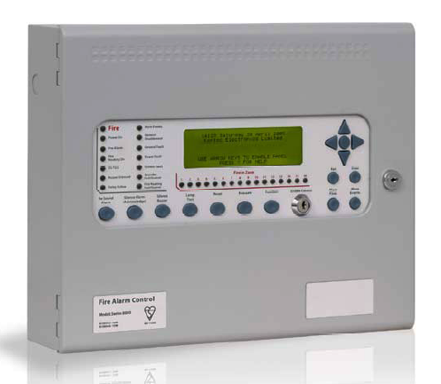 Syncro AS Lite 1 Loop Control Panel 16 zonal Leds, Surface , Hochiki Protocol