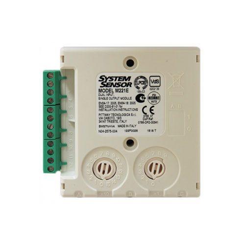 Dual-Input-and-Single-Control-Output-Combination-Module