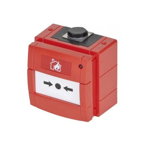Addressable Waterproof IP67 Manual Call Point c-w Isolator