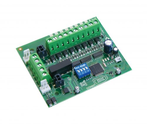 ZFP 8 Input Output PCB