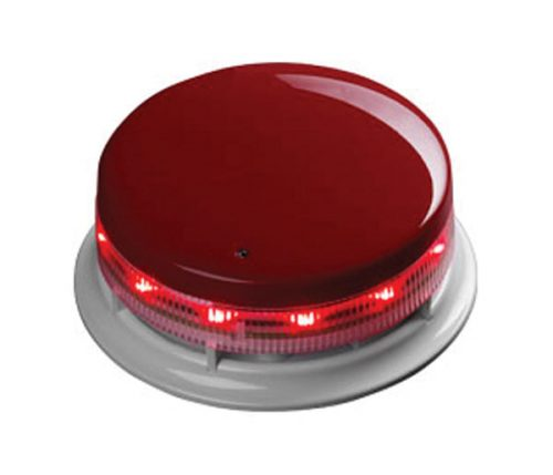 Alarmsense Base Cap RED