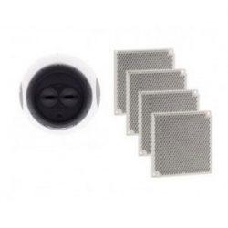 FireRay 5000 Detector Head & 4 Reflective Prisms 100m