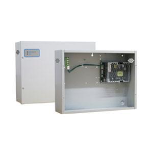3amp Single Zone Power Supply c/w Keyswitch