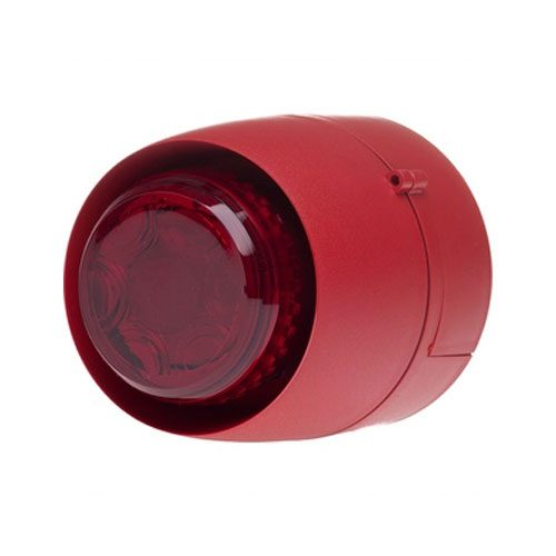 FirePlus Wall Sounder  Beacon Red