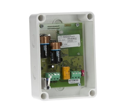 Wireless Single Channel Output Module C/W Batteries