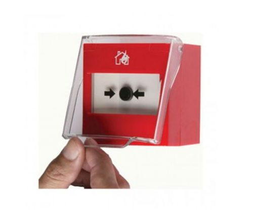 Transparent Cover For Use With All Standard Manual Call Point