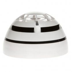 Intelligent Wireless Optical Smoke Detector C/W Base and Batteries