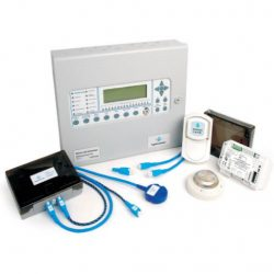 Hydrosense HS Conventional Leak Detection Panel - 4 Zones 110V