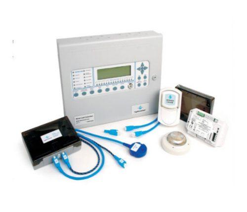 Serial I/O module - 8 way relay
