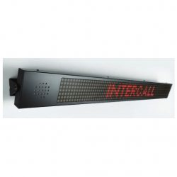 IP Corridor LED Display - Intercall IP Required for Operation