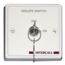 Intercall On Off Key Switch