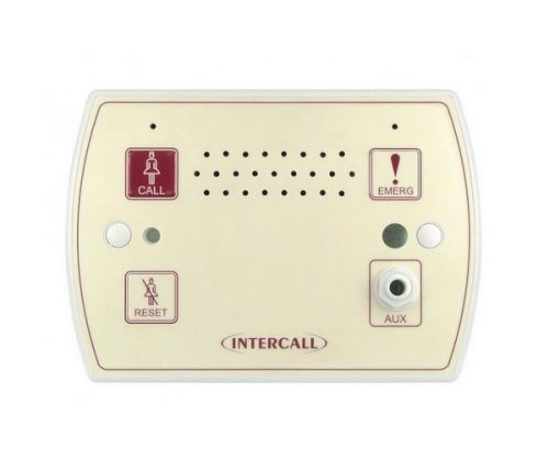 Call Point with IR Receiver and Intercom Facility - Requires BB1