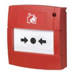 Morley IAS Addressable Manual Call Point c/w Flexi Element