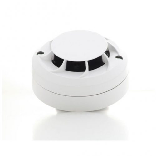 Morley Ias Low Profile Optical Smoke Sensor Detector