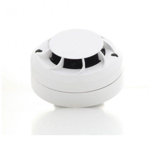 Morley Ias Low Profile Optical Smoke Sensor cw Isolator Detector