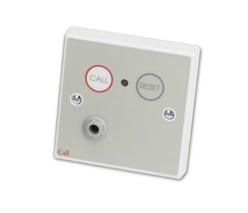 NC Standard Call Point, Magnetic Reset c/w Remote Socket