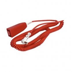 1.2-3.6m 4-12ft Coiled Tail Call Lead