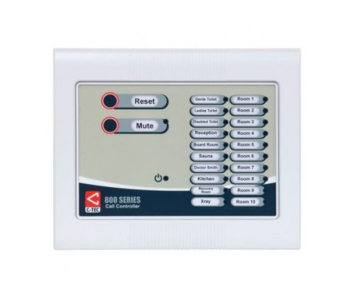 10 Zone Master Call Controller c/w 300mA PSU Surface Mounting