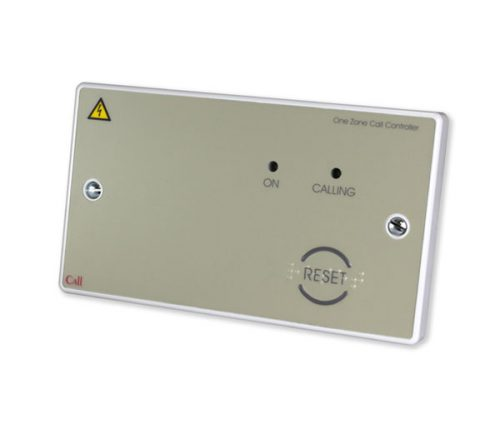 Single Zone Call Controller c/w 12V 250mA PSU