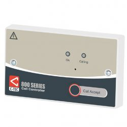 Single Zone Call Controller c/w 12V 140mA PSU