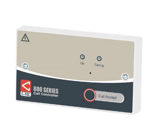 Single Zone Call Controller c/w 12V 140mA PSU