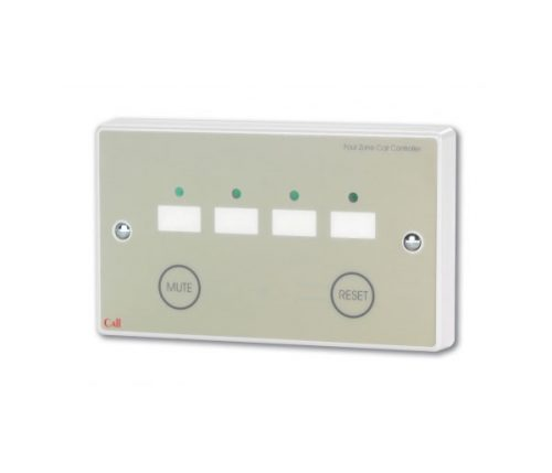 Four Zone Call Controller (Requires NC930 PSU)
