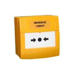 Yellow Smoke Vent Call Point