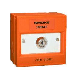 Orange Keyswitch Call Point