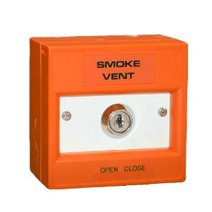 Orange Keyswitch Call Point