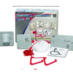 Accessible Toilet Alarm